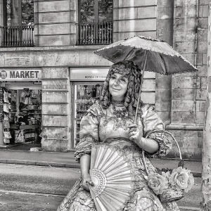 BARCELONA: Street Entertainers
