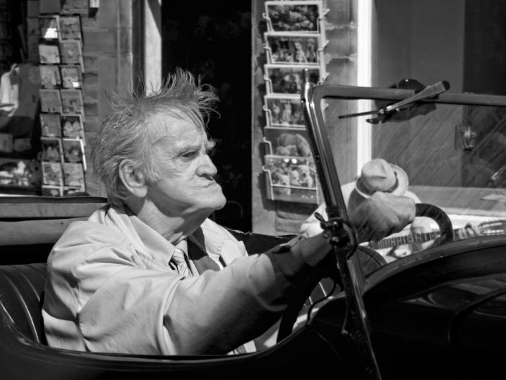 Vintage Driver, car, Haworth, transport