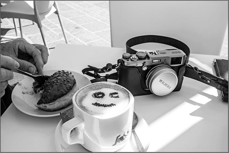 Cameras & Photographers monochrome Cee's Black & White Challenge
