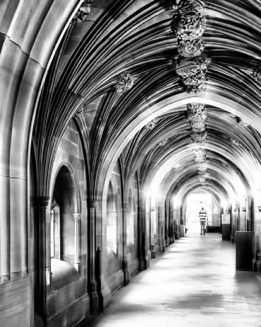 RYLANDS LIBRARY MANCHESTER ARCHES