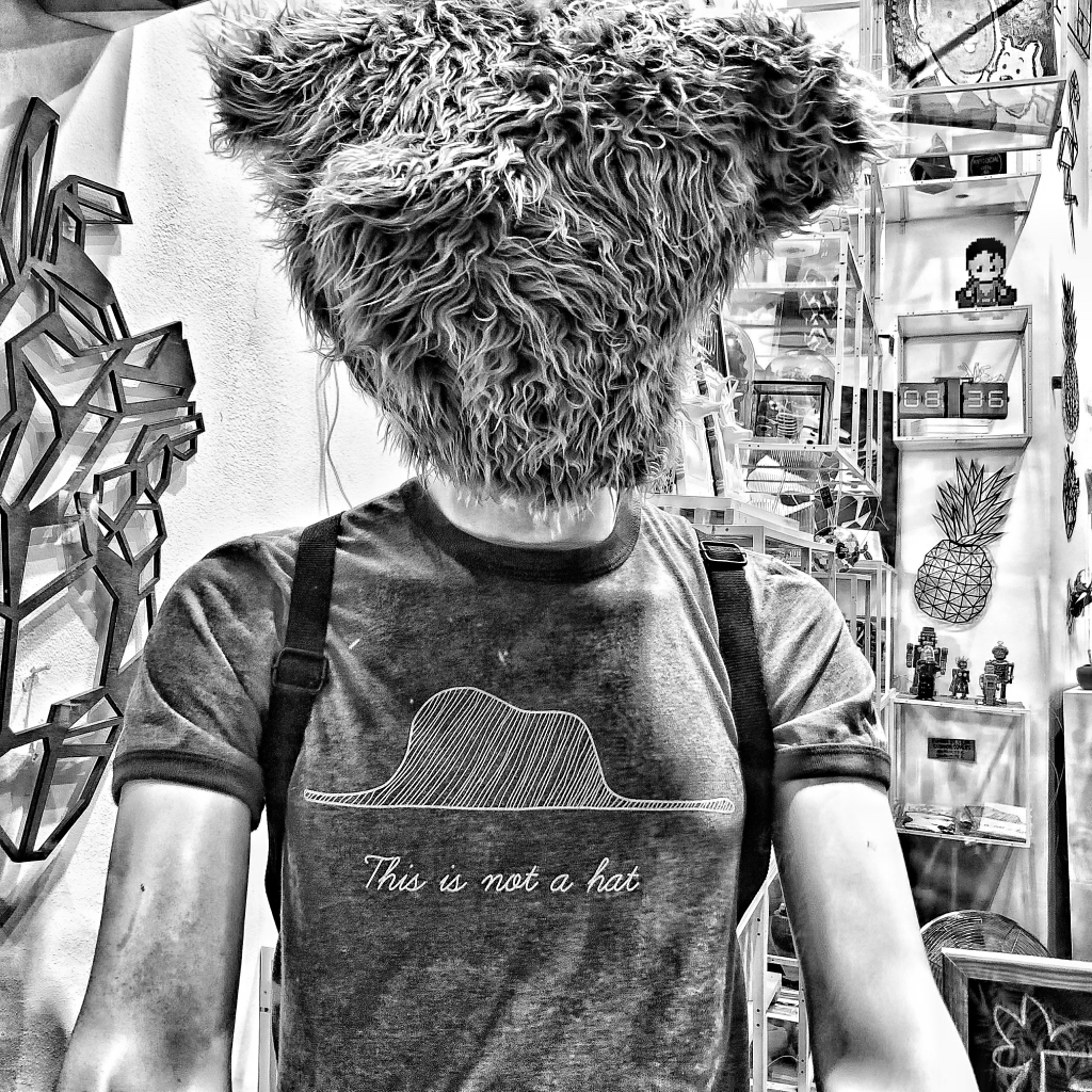 iPhoneography Expressionsstreet monochrome photography