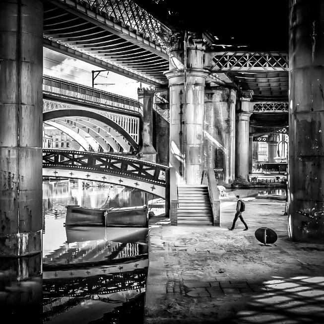 Steps-Manchester ©HelenBushe