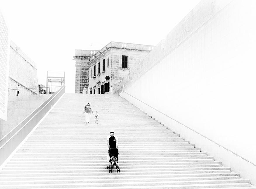 Steps-Valletta ©HelenBushe