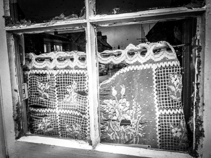 Net Curtains ©HelenBushe